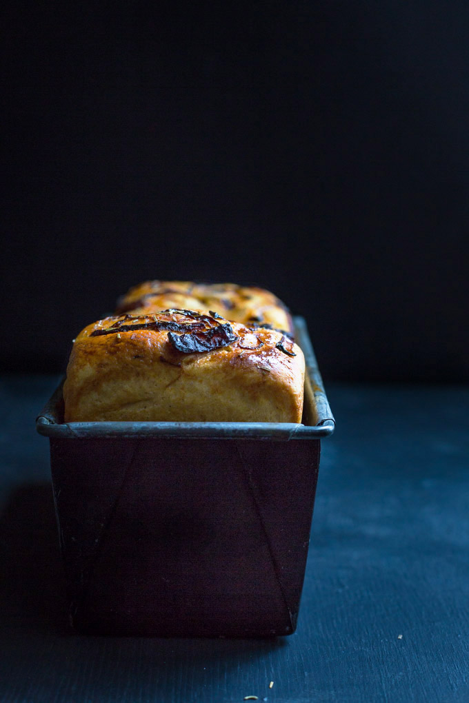vegetable stuffed vegan brioche 4