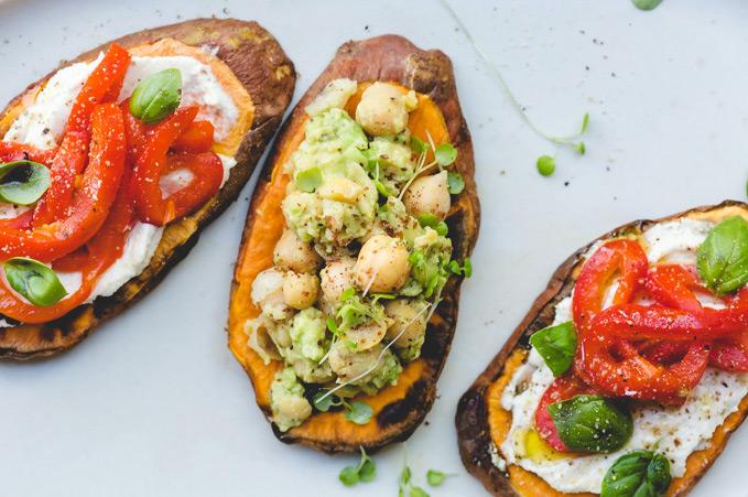 simple gorgeously simple sweet potato toast recipes 8
