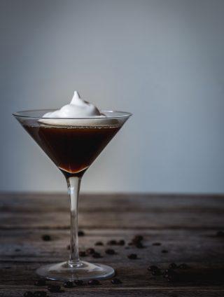 Vegan Campfire Espresso Martini
