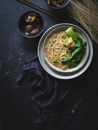 Lip-Smacking Vegan Ramen Noodles Recipe