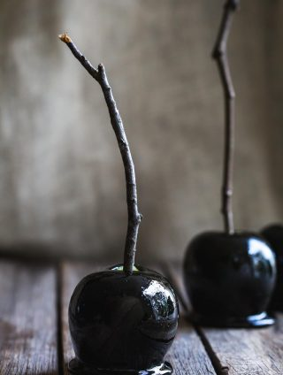 Deliciously Dark Poison Apples