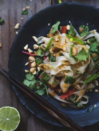 Sam Turnbull's 15-Minute Peanut Noodles