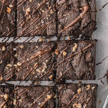 Chocolate Brownies.